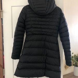 Pack it down long jacket